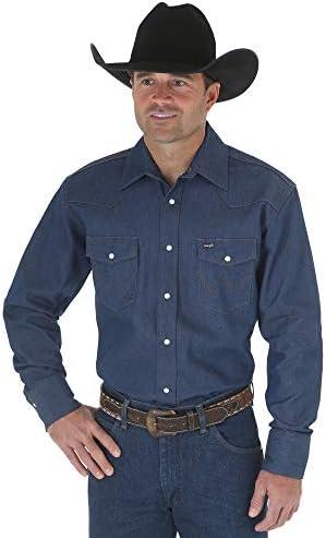 Camisa vaquera hombre _image4