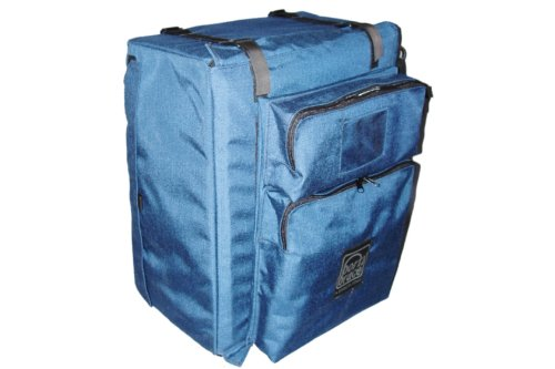 Portabrace bk-3lc Modularバックパックローカルwith Pkt (ブルー) B0010D0DV2
