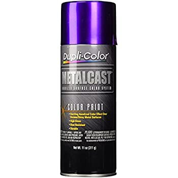 Plum Colored Spray Paint