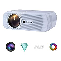 G80 Video Projector Led Projectors Support 1080p Input Portable Mini Home Cinema Led Projector 800 480 Resolution