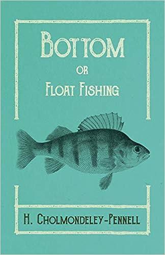 Descargar Libros En Ebook Bottom Or Float-fishing De Epub