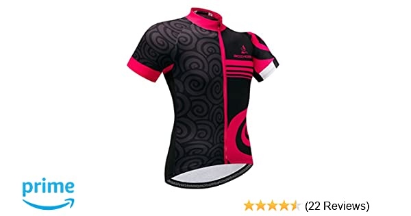 Amazon.com   Uriah Women s Cycling Jersey Short Sleeve   Sports   Outdoors 3a766f0c9