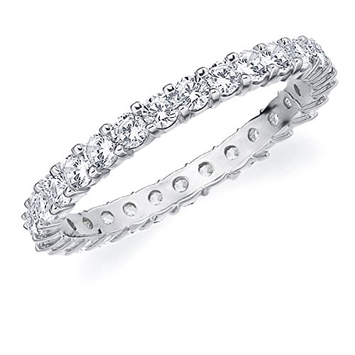 Platinum Diamond Shared Prong
