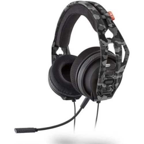 (Plantronics RIG 400HX (Camo) Gaming Headset for Xbox One)