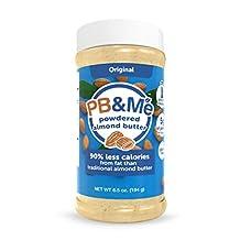 PB&Me Powdered Almond Butter, 184 Grams