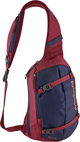 Patagonia Unisex's Atom Sling 8L Backpack, Arrow Red, ()