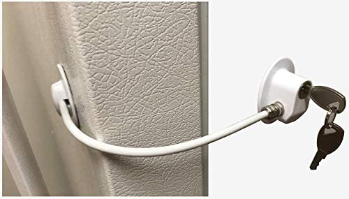 Impactlast - Cerradura de seguridad para refrigerador, congelador ...
