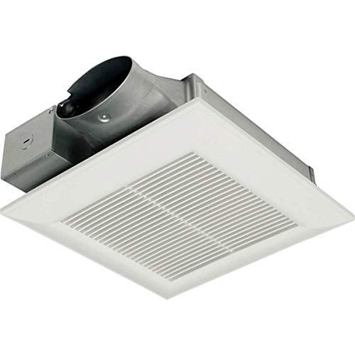 Panasonic FV-0510VS1 WhisperValue Multi-Flow Bathroom Fan, White