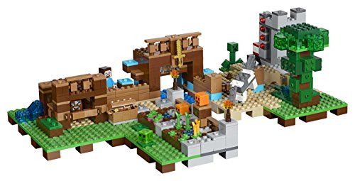 41gPzTSCBOL - LEGO Minecraft the Crafting Box 2.0 21135 Building Kit (717 Piece)