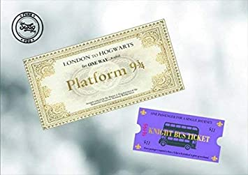 picture regarding Hogwarts Express Ticket Printable referred to as Obtain Harry Potter Hogwarts Categorical System 9 Ÿ Ticket and