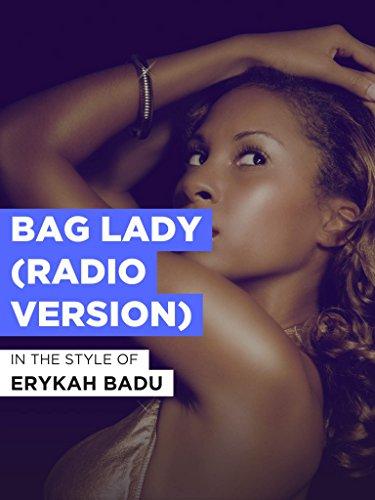 Erykah Badu S Bag Lady - 1