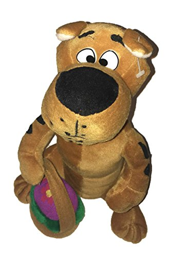 Easter Egg Hunting Scooby Doo Plush]()