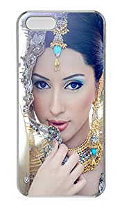 iPhone 5s Cases & Covers - Beautiful Bride PC Custom Soft Case Cover Protector for iPhone 5s - Transparent
