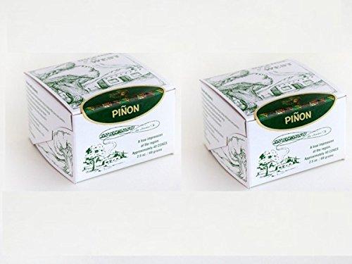 (Pinon Incense Box with 80 Bricks)