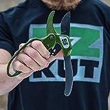 EZ Kut Original Ratcheting Pruner, Green