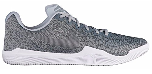 Nike Kobe Mamba Instinkt Herre Basketball Sko Ren Platin / Hvid-cool Grå kFbks4iy