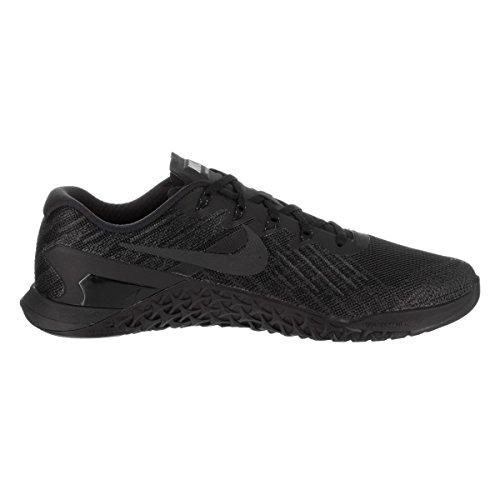 NIKE Men's Metcon 3 Training Shoe Black Size 11.5 M US