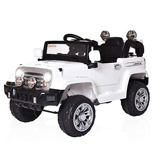 Tobbi Kids Ride on Jeep Style...