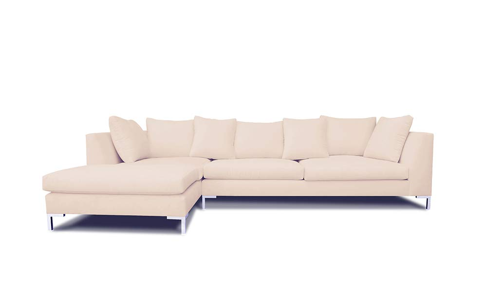 Admirable Amazon Com Decenni Divina Modern Sectional From Los Angeles Ncnpc Chair Design For Home Ncnpcorg