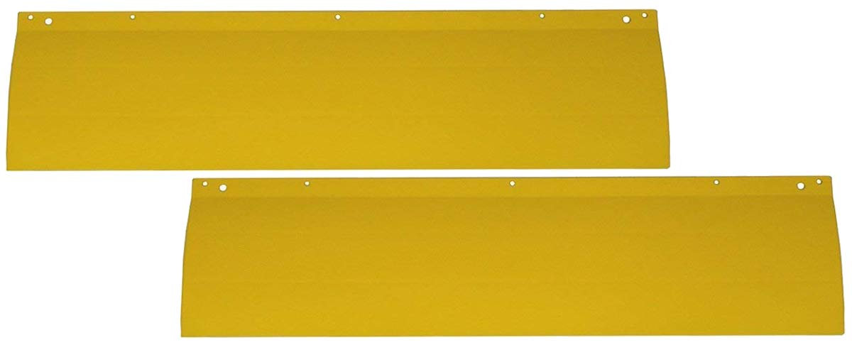 Auto Care Products Inc. Park Smart Yellow Wall Guard (2 Pack) by Auto Care Products Inc. (Image #1)