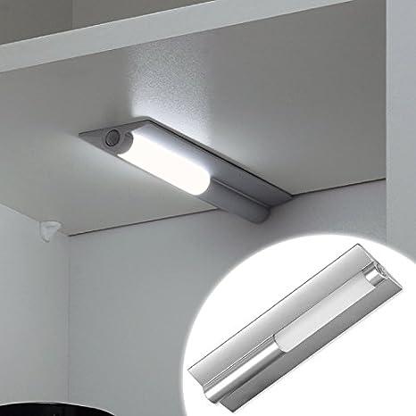 Cocina armario de baño lámpara LED lámpara de luz blanca cálida lámpara para instalar en muebles