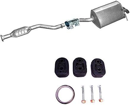 Auspuff Endschalld/ämpfer passend f/ür das angegebene Fahrzeug ,siehe Artikelbeschreibung Montageware Neuware