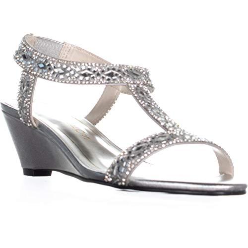 Donna us Sandali Silver Metallic Frauen Caparros pqw5Ezxp
