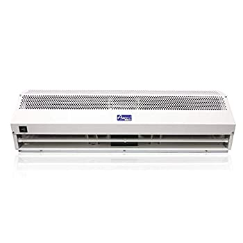 Image of Awoco 36' Super Power 2 Speeds 1200CFM Commercial Indoor Air Curtain, UL Certified, 120V Unheated - Door Switch Included