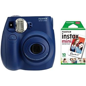 e1fa4c9be7fb Amazon.com   Fujifilm Instax Mini 7s Indigo + 10 Exposures Instant ...