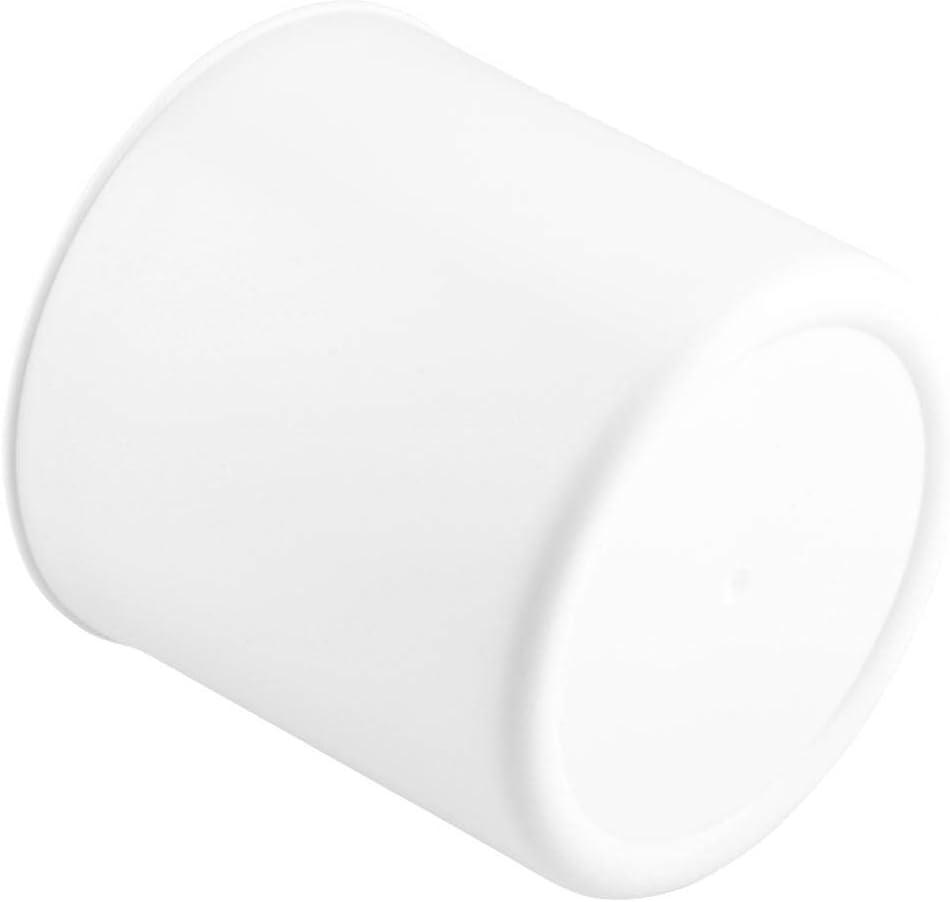 Outbit Bo/îte /à mouchoirs Organisateur de Rangement pour Porte-mouchoirs en Plastique pour Bureaux /à Domicile. 1 PC de Couvercle de bo/îte /à mouchoirs en Bambou Amovible