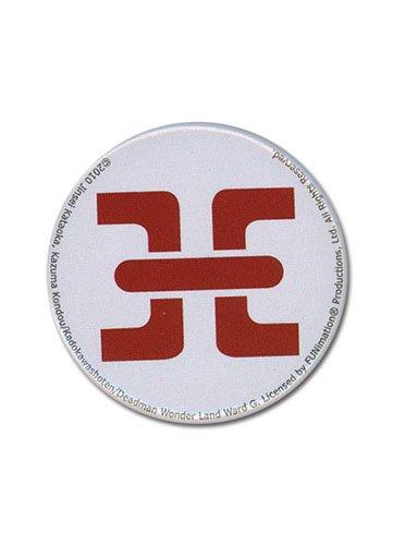 Great Eastern Entertainment 16041 Deadman Wonderland Group Button, 1.25