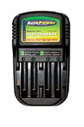Amazon.com: Accupower Accu-manager 2010 AA-AAA Battery