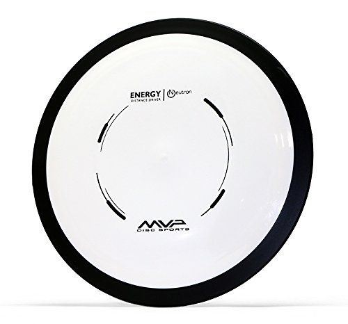 MVP Disc Sports ゴルフディスク Neutron Energy ディスタンスドライバー (カラーは異なる場合があります) B07B7PMM9Q  170-174g