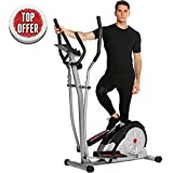 ncient Elliptical Machine Eliptical Exercise Trainer Machine for Home Use Magnetic Smooth Quiet...