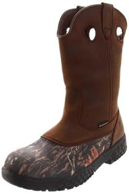 Wolverine Men's W07941 Dogwood 10-Inch Hunting Boot,Camoflauge,7 M US