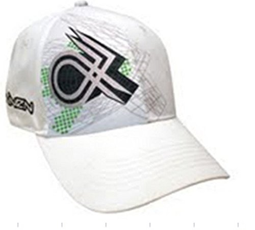Team Lotus F1 Cap Formula One 1 Heikki Kovalainen White (Lotus F1 Hat)