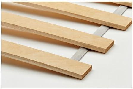 IKEA Somier de madera de listones doble