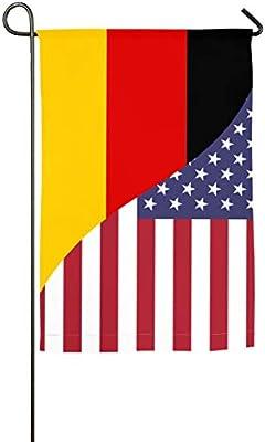 Amazon com : Home Flag German USA Friendship Flag