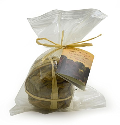 Fondo di Toscana Sweet Roasted Calabrian Figs, 7 Ounce Roasted Sweet Fruit