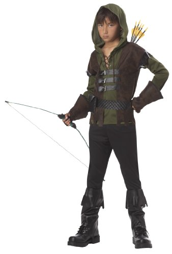 California Costumes Toys Robin Hood, Large