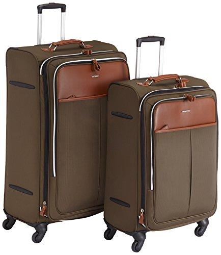 Mirano Set di valigie 220045 Verde 22 L