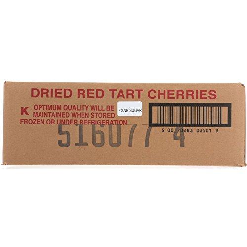 Bulk Dried Fruit Dried Tart Sweetened Cherries 10 Lbs by Bulk Dried Fruit