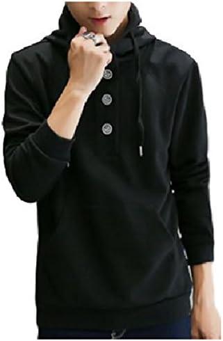 メンズ パーカー プルオーバー カジュアル 長袖 大きいサイズ