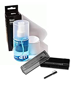 Pack De Luxe para la Limpieza de Discos de Vinilo / Ref.3026