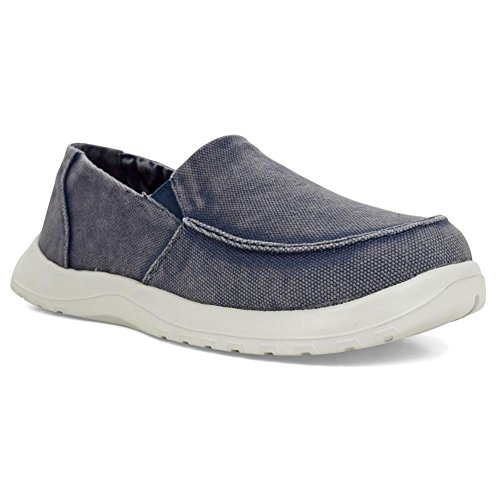 SoftScience The Frisco Mens Canvas Slip-On Shoes