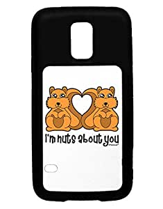 TooLoud Cute Squirrels - I'm Nuts About You Galaxy S5 Case