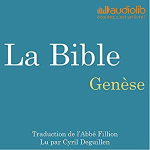 La Bible : Genèse Audiobook