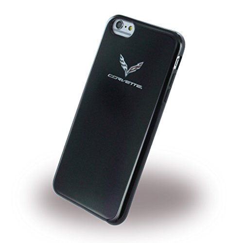 Corvette COBUP6BL TPU Case iPhone 6/6s schwarz