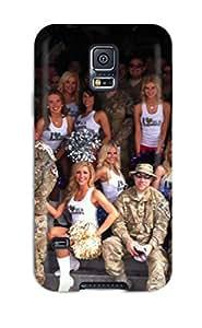 For Galaxy S5 Premium Tpu Case Cover Ashingtonedskins Protective Case