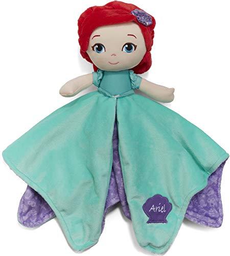KIDS PREFERRED Disney Baby Disney Princess Ariel Blanky (Princess Toy For Babies)
